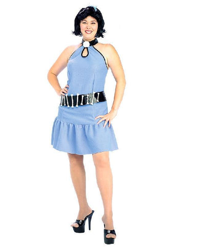 The Flintstones Betty Rubble Plus Size Adult Costume