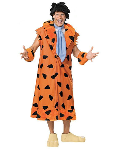 The Flintstones Fred Flintstone Deluxe Adult Licensed Costume