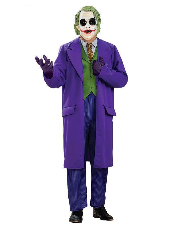 sc 1 st  Disguises Costumes & The Joker The Dark Knight Rises Deluxe Plus Size Adult Batman Costume