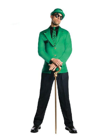 The Riddler Deluxe Adult Costume for Sale