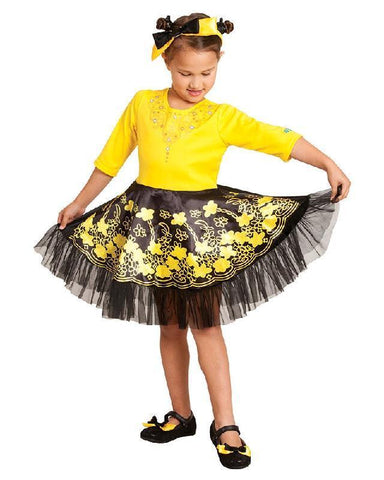 The Wiggles Emma Wiggle Deluxe Ballerina Toddler and Girls Costume