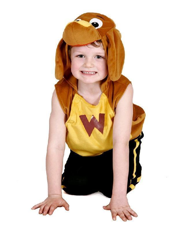 sc 1 st  Disguises Costumes & The Wiggles Wags the Dog Licensed Dress Up Costume Set