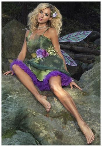 Tinkerbell Woodland Womens Costume Hire Poster