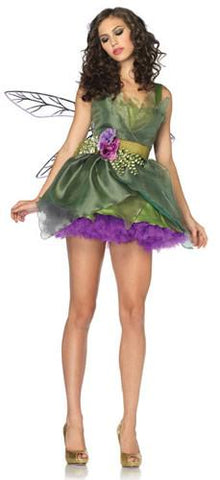 Tinkerbell Woodland Womens Costume Hire