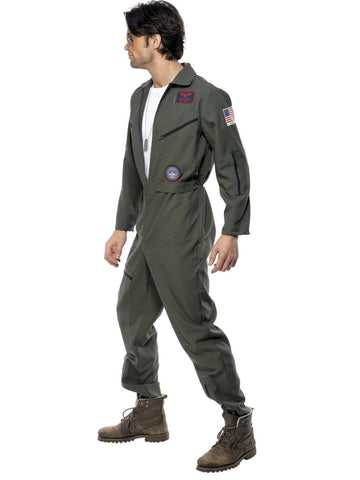 Top Gun Maverick Goose Iceman Classic Flight Suit side