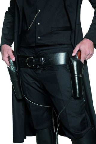 Western Gun Holster and Belt for Fancy Dress