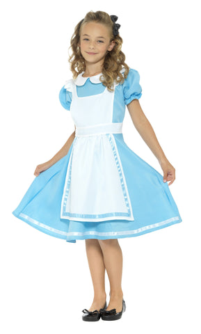 Wonderland Princess Girls Book Week Costume Alice Fancy Dress