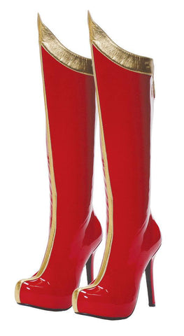 Accessories - Boots Comet Superhero Women