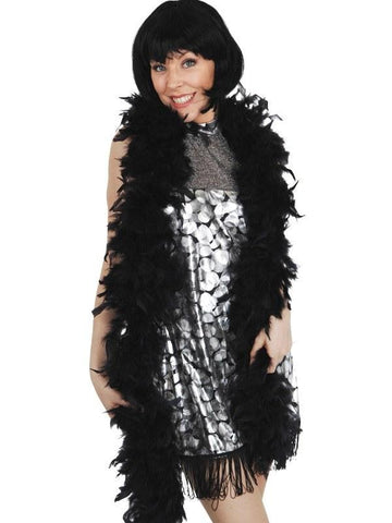 Feather Boas & Costume Scarfs