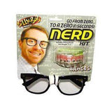 Accessories - Nerd Glasses With Braces