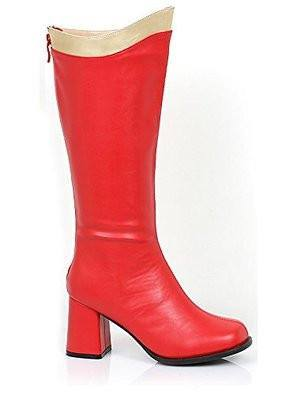Boots/Shoes - Boots Superhero Red Womens