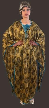 Costumes - African Womens Costume