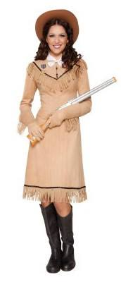 Costumes - Annie Oakley Womens Costume