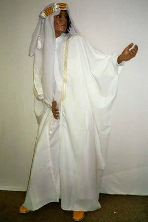 Costumes - Arab Prince Mens Costume