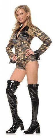 Costumes - Boots Over Knee Womens