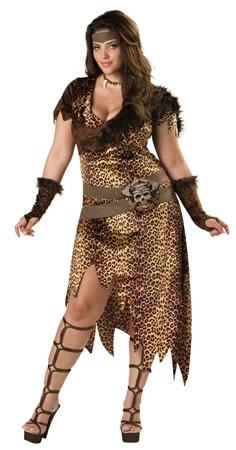 Costumes - Cave Woman Womens Costume