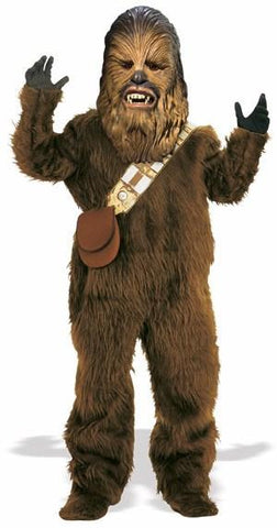 Costumes - Chewbacca Rubber Adult Costume
