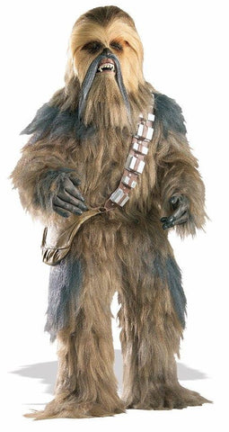 Costumes - Chewbacca Supreme Edition Adult Costume For Hire