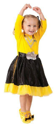 The Wiggles Emma Deluxe Dress Up Toddler Costume