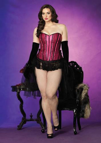 Costumes - Corset Betty Plus Womens Costume