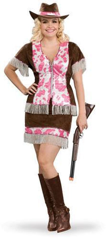 Costumes - Cowgirl Dolly Costume Womens