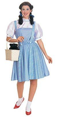 Costumes - Dorothy Traditional Hire Costume