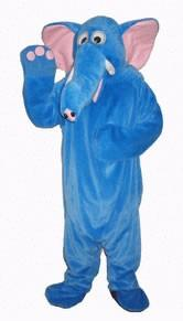 Elephant Adult Mascot Hire Costume