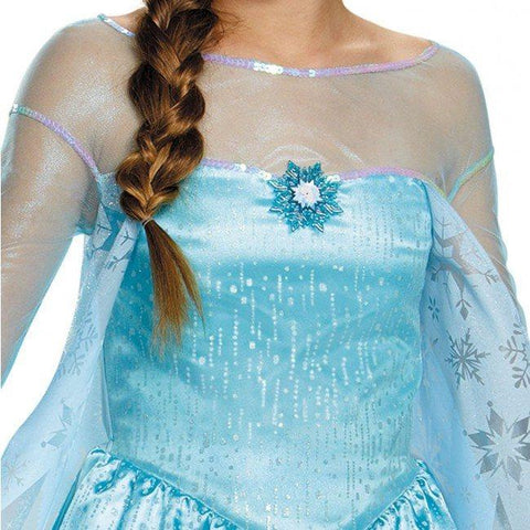 Costumes Girls - Frozen Elsa Tween Girls Costume