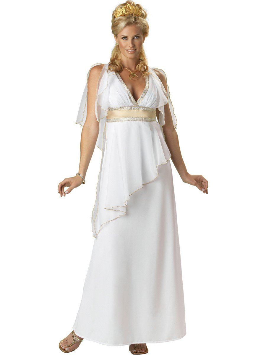 Goddess Hera Hire Costume - Disguises Costumes Hire & Sales