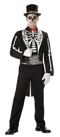 Costumes - Graveyard Groom Mens Costume