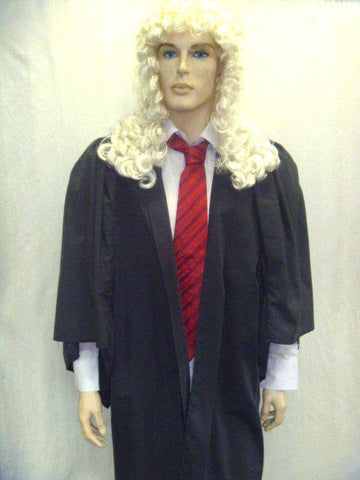Costumes - Judge Mens Costume