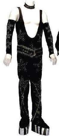 Costumes - Kiss Paul Stanley Mens Costume