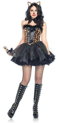 Costumes - Luxurious Leopard Womens Costume