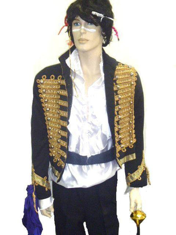 Costumes Men - Adam Ant Mens Costume For Hire