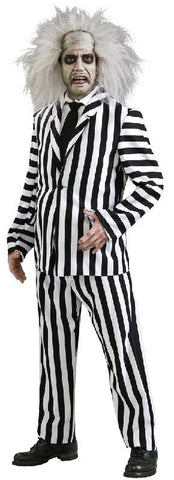 Costumes Men - Beetlejuice Deluxe Adult Costume