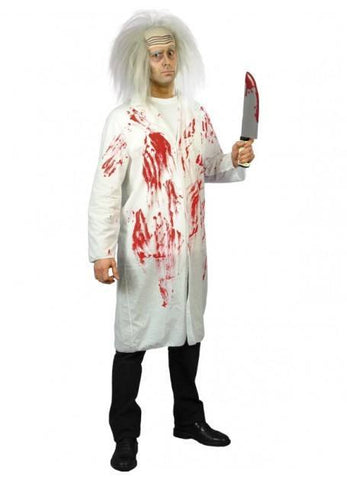 Costumes Men - Doctor's Bloody Lab Coat Halloween Costume