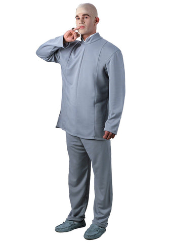 Costumes Men - Dr Evil Men's Costume