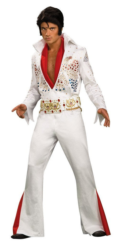 Female Elvis Costume Elvis Halloween Fancy Dress