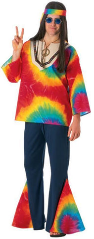 Costumes Men - Feeling Groovy Psychedelic Sam Hippy Adult Costume
