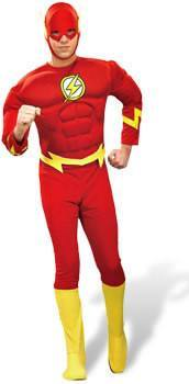 Costumes Men - Flash Muscle Chest Mens Costume