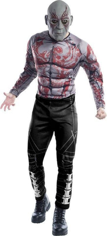 Costumes Men - Guardians Of The Galaxy Drax The Destroyer Adult Costume