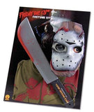 Costumes Men - Jason Voorhees Mask, Shirt And Machete Adult Kit