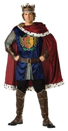 Costumes Men - King Noble Mens Costume