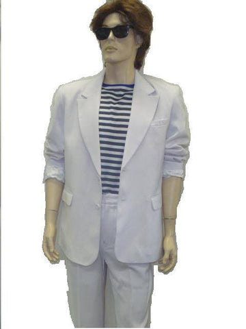 Costumes Men - Miami Vice Crocket Mens Costume