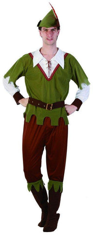 Costumes Men - Peter Pan / Hunter Costume For Sale