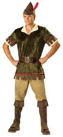 Costumes Men - Peter Pan Mens Hire Costumes