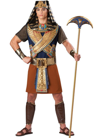 Costumes Men - Pharaoh Of Ancient Egypt Adult Costume