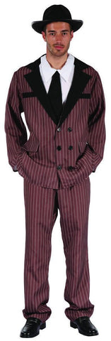 Costumes Men - Steampunk Gangster Suit Costume