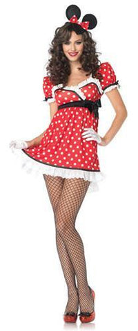 Costumes - Minnie Mouse Womens Costume