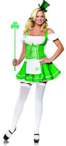 Costumes - Miss Clover Womens Costume